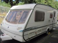 Abbey Vogue Four Berth Touring Caravan