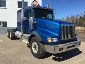 2017 International 5900iSBA124 6X4, New Sleeper Tractor