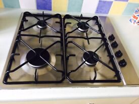 Bosch Double oven and Grill (electric) with Neff Gas hob