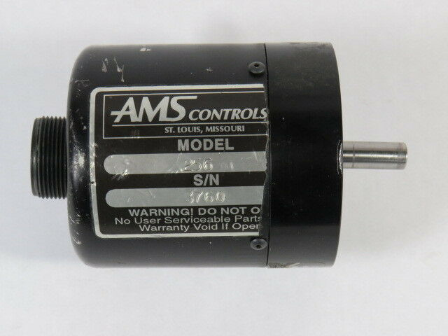 AMS Controls 256 Encoder  USED