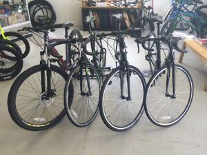 NEW Vilano Bikes @ Sam's Bicycle Shop..