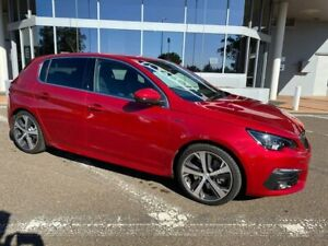 2019 Peugeot 308 T9 GT Red Sports Automatic Taminda Tamworth City Preview
