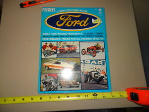 FORD RACING HIGHLIGHTS & ENGINE SPECIFICATIONS