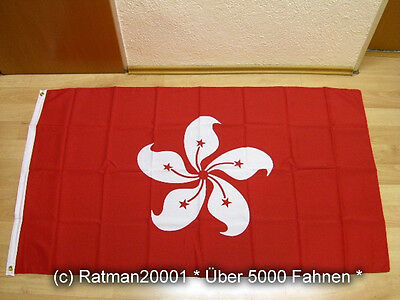 Fahnen Flagge Hongkong - 90 x 150 cm
