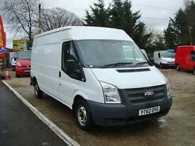 2012 FORD TRANSIT 2.2 TDCI 300 LWB Panel Van NO VAT