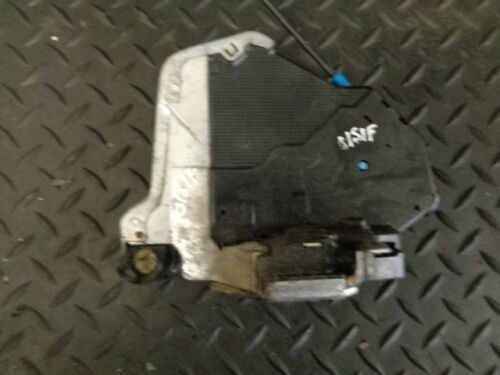 2007 LEXUS IS220d SPORT 4DR DRIVERS SIDE FRONT DOOR LOCK CATCH