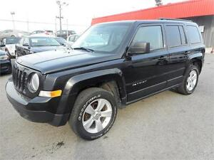JEEP PATRIOT NORTH EDITION 4X4 2011( AIR CLIMATISÉ, 4X4 )