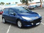 2005 Peugeot 307 1.6 Blue 4 Speed Automatic Hatchback Braybrook Maribyrnong Area Preview
