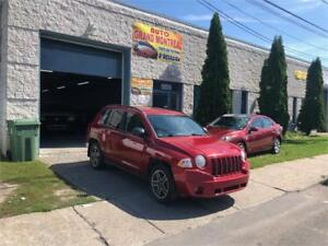 2008 JEEP COMPASS (4 CYL)/MANU/AC/MAGS/GR-ELECTRIQUE...