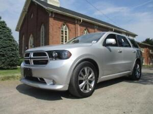 2011 Dodge Durango R/T - LOADED+NAV+CAM+LEATHER