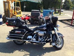 2006 Harley Davidson Flhtcui