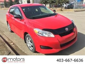 2010 TOYOTA MATRIX AUTOMATIC HATCHBACK