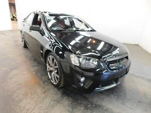 2008 Holden Special Vehicles GTS E SERIES MY09 Black Sports Automatic Sedan Virginia Brisbane North East Preview