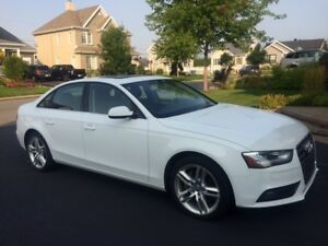 2014 Audi A4 Technik Berline