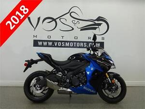 2018 Suzuki GSX-S1000- Stock #V2584-Free Delivery in the GTA**