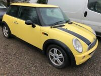 Mini One 1.6 2003 Swap or Sale