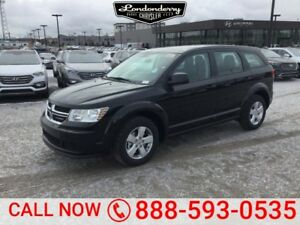 2017 Dodge Journey CANADA VALUE PACKAGE             TOUCHSCREEN