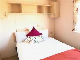 Fantastic 8 berth room family static caravan on the Ayrshire coast,Sandylands