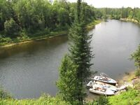 4 Season Paradise on Sturgeon River - Great for Groups/Reunions