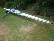 single rowing scull Lake Cathie Port Macquarie City Preview