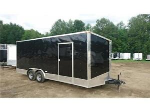 $7,395 · BEST PRICE ON 8,5 X 20FT V NOSE CARGO TRAILERS