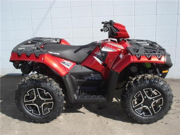 Used 2015 Polaris sportsman