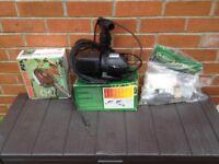 Blagdon Pond Pump P9000 & Accessories Kit (Never Used)