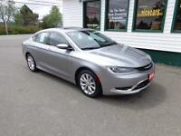 2015 Chrysler 200 C w/ NAV for only $195 bi-weekly all in!