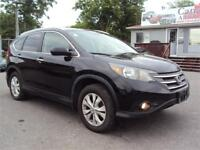 2013 Honda CR-V TOURING NAV LEATHER SUNROOF HEATED SEATS BACK UP Ottawa Ottawa / Gatineau Area Preview