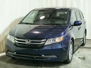 2015 Honda Odyssey EX-L Navigation w/Extended Warranty, Leather,