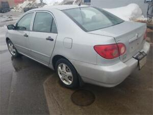 BELLE TOYOTA COROLLA 2005 AUTOMATIC AIR CLIM VITRES ELECT