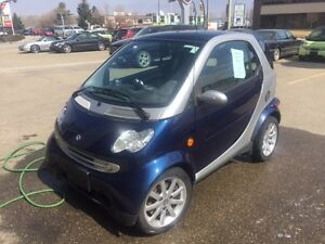 2006 Smart Fortwo Passion Coupe (2 door)