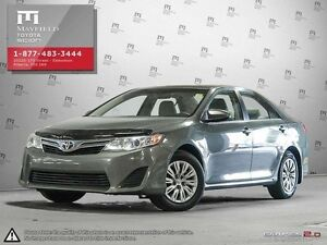 2012 Toyota Camry LE Standard package
