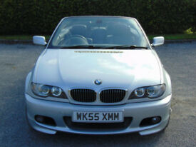 BMW 3 SERIES 3.0 330CD SPORT 2d (silver) 2005