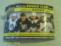 SET DE 48 CARTES DE HOCKEY HOT ROOKIES DE SCORE 2012-13