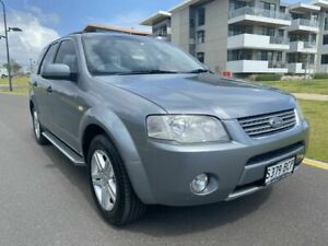 2006 Ford Territory SY Ghia Silver 4 Speed Sports Automatic Wagon Somerton Park Holdfast Bay Preview