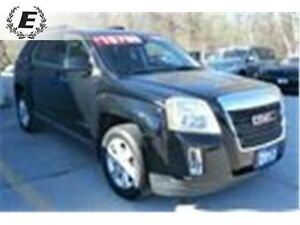 2013 GMC TERRAIN SLE WITH REVERSE CAMERA