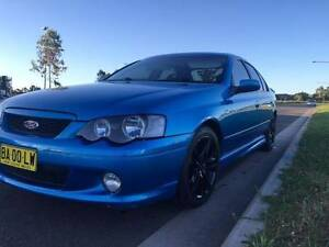 FORD FALCON BA XR6 TURBO MANUAL OVER 400 HORSEPOWER WITH REGO Jamisontown Penrith Area Preview
