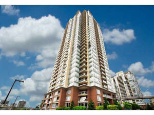 Burnaby Lougheed 1Bed+1Bath+Den @ Silhouette for Rent