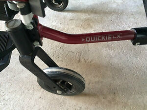 Manual Wheelchair - New Price Stratford Kitchener Area image 4