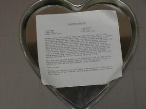 Heart Shaped Pan Set Cambridge Kitchener Area image 2