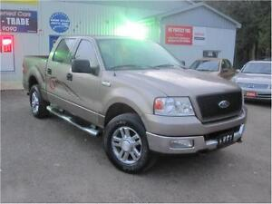 2004 Ford F-150 XLT|SOLD ASIS| 4X4 | CREW CAB