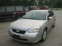 2007 Chevrolet Malibu LOCAL ONE OWNER + SERVICE HISTORY