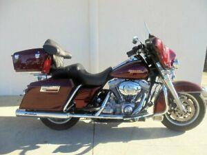 2007 Harley-Davidson Flht Electra Glide 1600CC Cruiser 1584cc