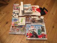 Nintendo Wii, Fit, We Sing, Disney Infinity Bundle
