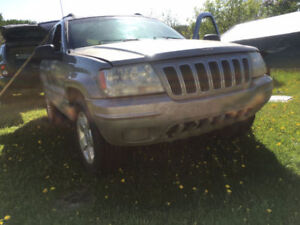 JEEP GRAND CHEROKEE PARTS 1999-2004 **GREAT PRICES!!!