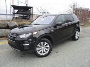 2017 Land Rover DISCOVERY SPORT SE (CLEAN CARFAX, IMMACULATE TRA