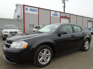 2008 DODGE AVENGER SXT---2.4L 4 CYL-AMAZING SHAPE IN AND OUT