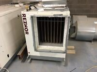 Gas fired Industrial heaters