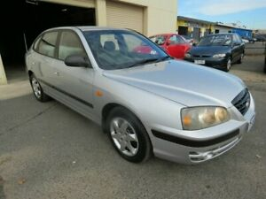 2003 Hyundai Elantra XD 2.0 HVT Silver 4 Speed Automatic Hatchback Werribee Wyndham Area Preview